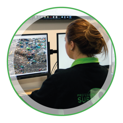 CCTV Monitoring Waste Management Security