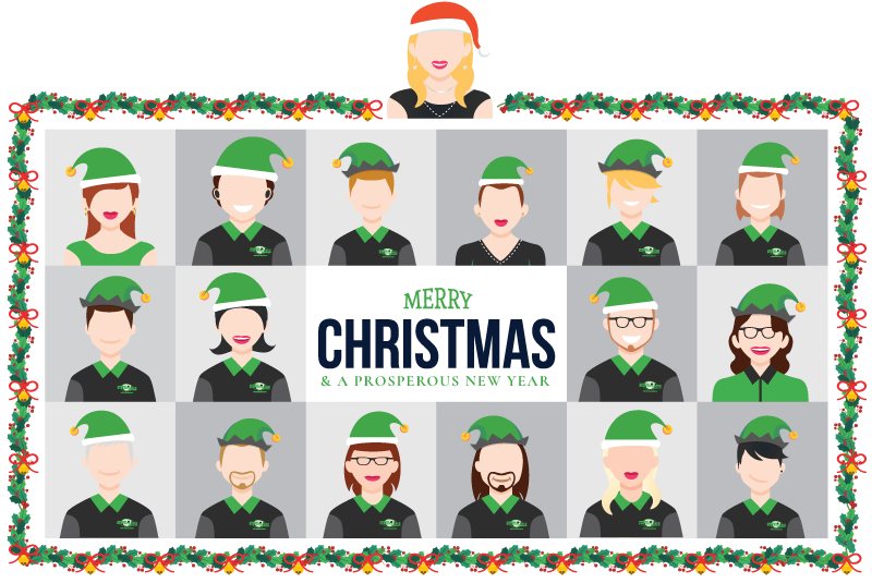 Merry Christmas from PSM Team
