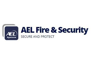AEL fire and security logo