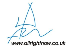 all right now logo